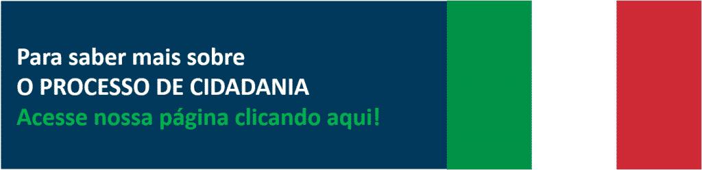 Cidadania Italiana Via Administrativa